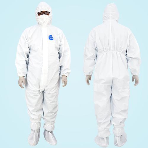 Type5防固态颗粒物隔离衣(防护服)